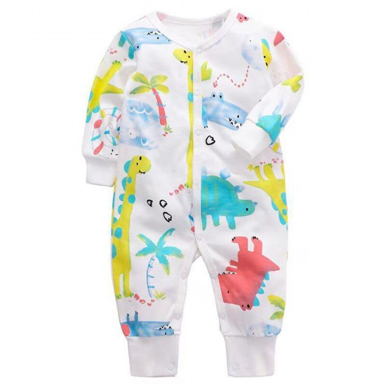 Colorful Baby Jumpsuit